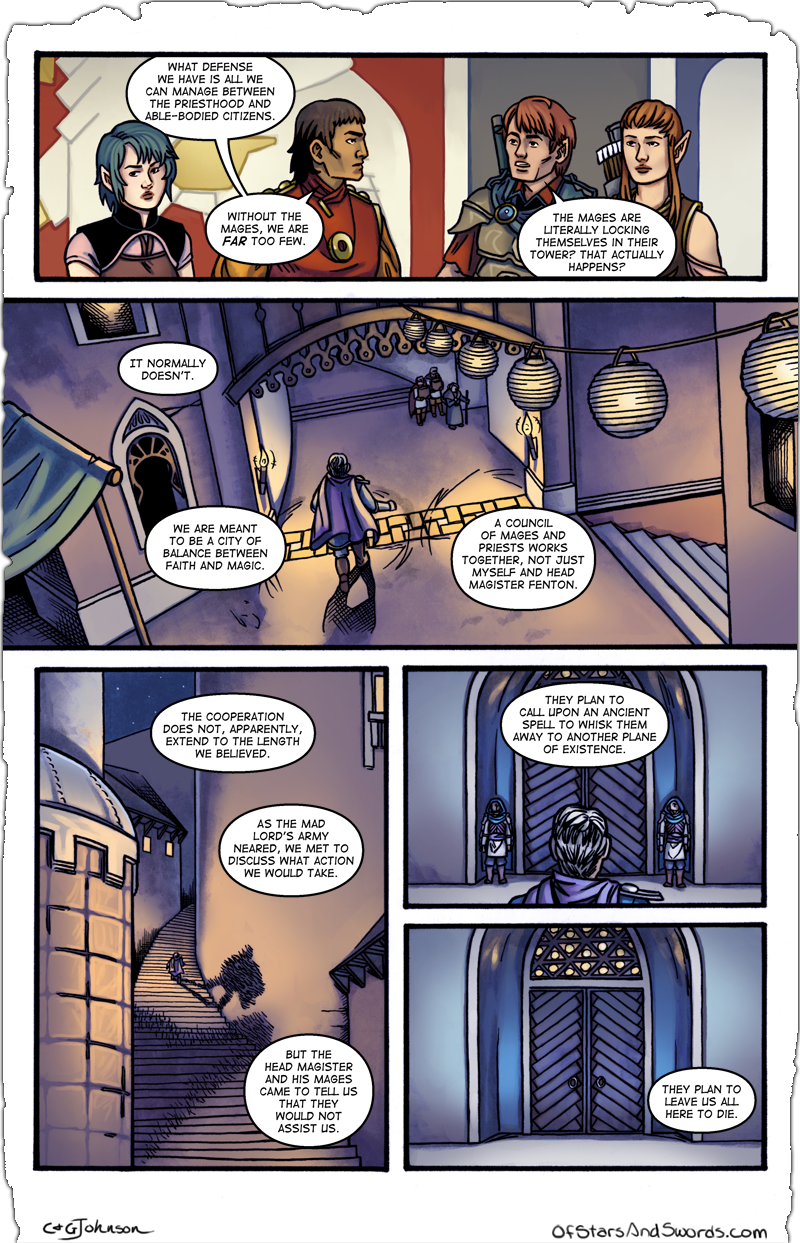 Issue 3 – Page 4: Half Strength
