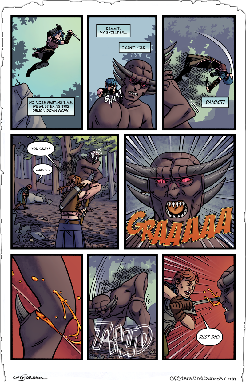 Issue 4 – Page 18: The Demon