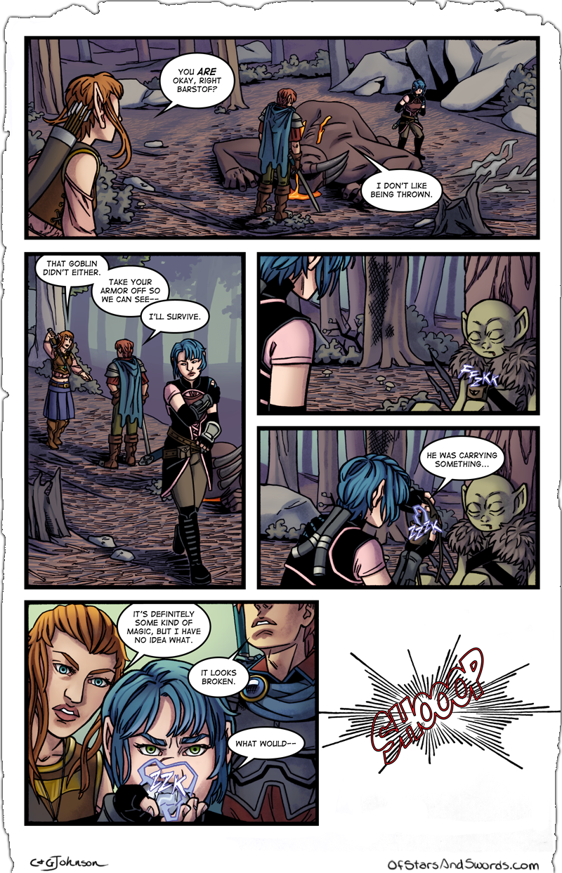 Issue 4 – Page 19: Broken