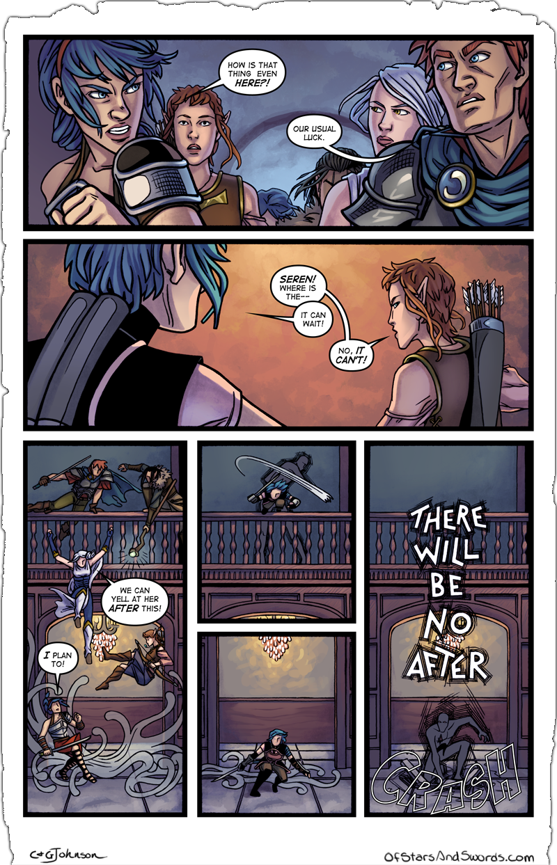 Issue 5 – Page 24: After
