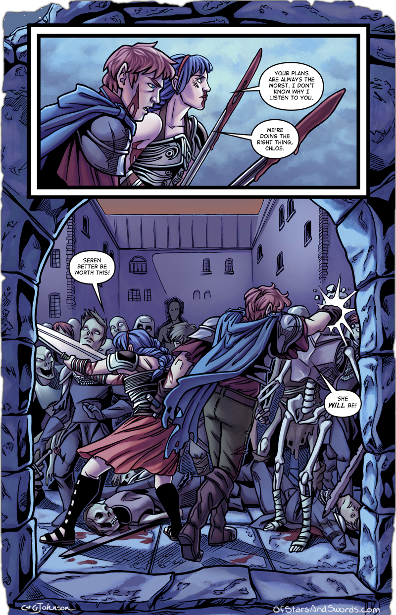 Issue 5 – Page 26: Buying Time