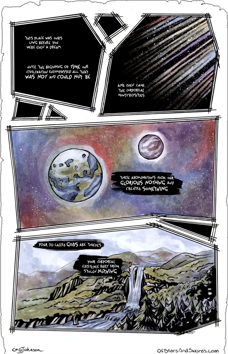 Issue 5 – Epilogue: Page 1