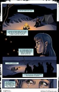 Page Ten: Campfire