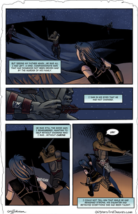 Page Eleven: Disturbed Calm, Part 1