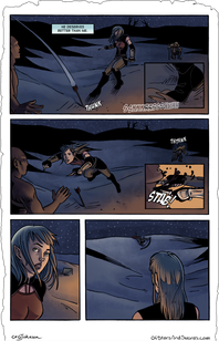 Page Twelve: Disturbed Calm, Part 2