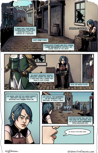 Issue 1 – Page 1: Entitlement