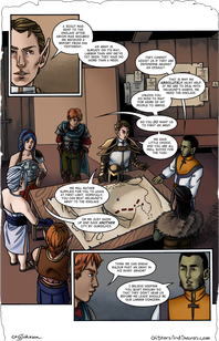 Issue 1 – Page 8: Planning Session, Part 5