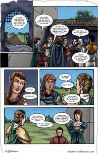 Issue 1 – Page 10: South