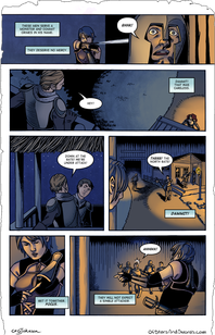 Issue 1 – Page 13: Spotted