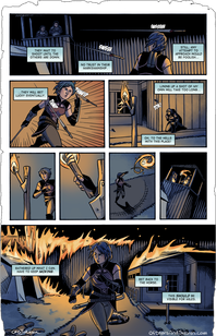 Issue 1 – Page 16: Decisiveness