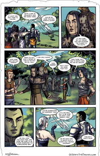 Issue 1 – Page 17: Half A Day