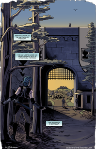 Issue 1 – Page Twenty: Difficulties