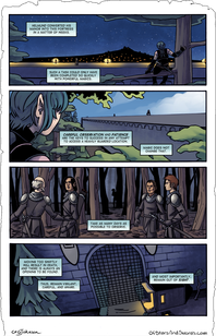 Issue 2 – Page 1: Careful Observation