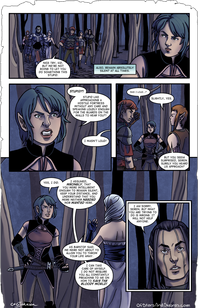 Issue 2 – Page 2: Unwanted Interruption