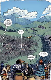 Issue 2 – Page 7: Unexpected Sights