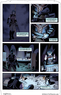Issue 2 – Page 9: Cheating
