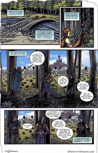 Issue 2 – Page 12: Cut Off