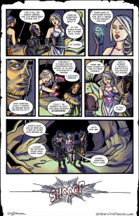 Issue 3 – Page 10: The Path Ahead