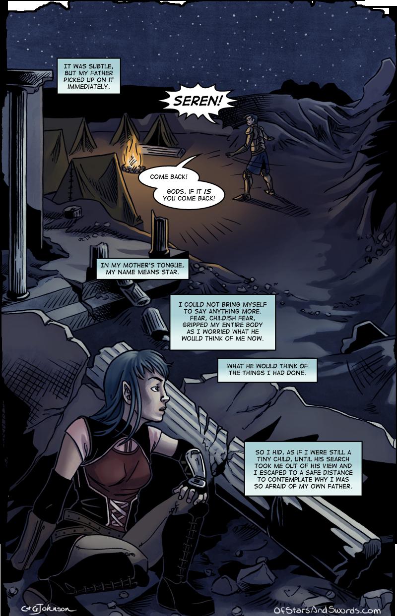 Page Nine: Fear