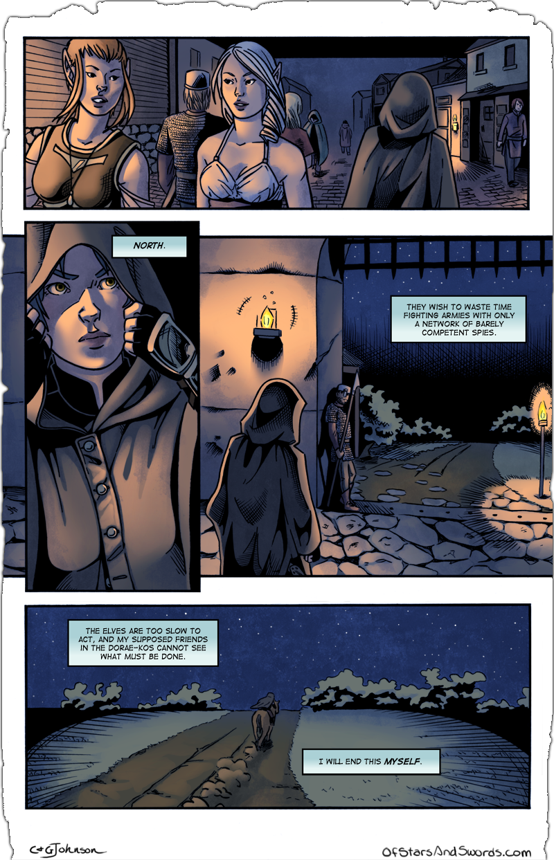 Issue 1 – Page 9: North