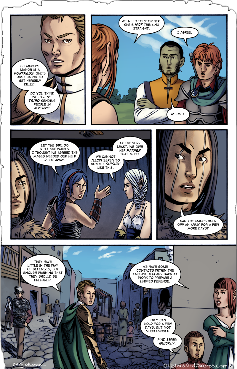 Issue 1 – Page 11: Debts