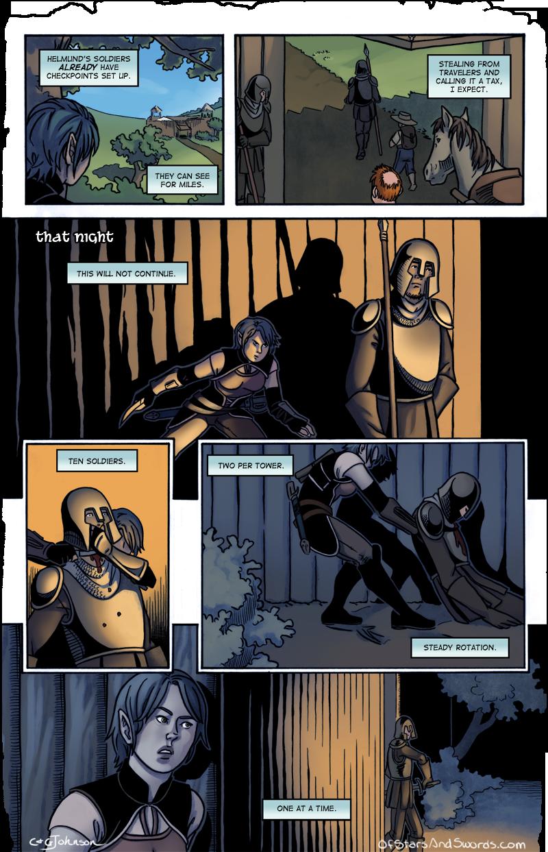 Issue 1 – Page 12: Detour