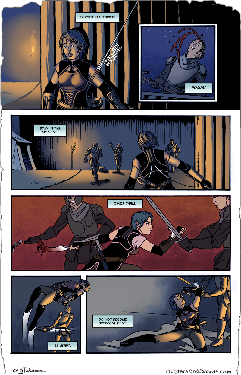 Issue 1 – Page 14: Focus
