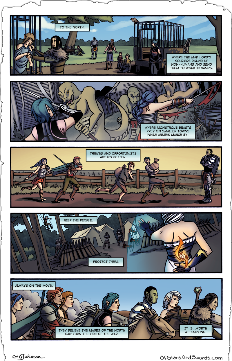 Issue 2 – Page 4: Turning the Tide