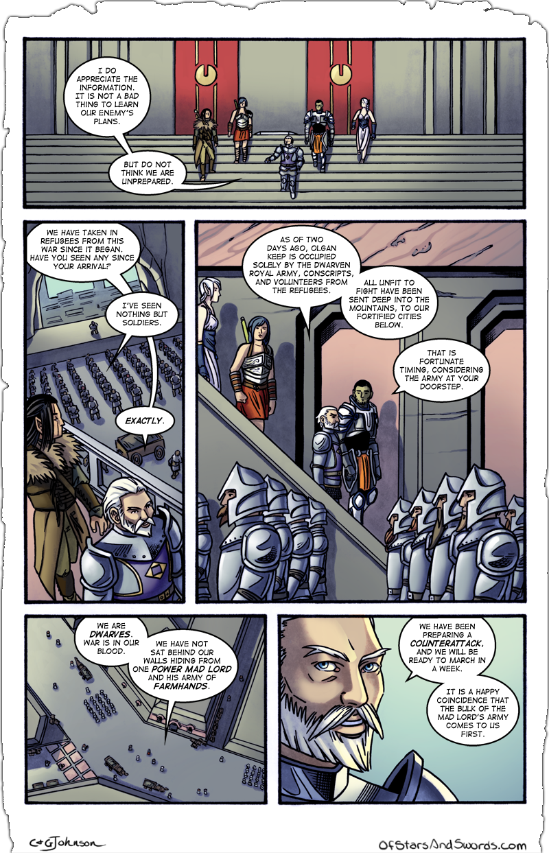 Issue 2 – Page 17: City Tour