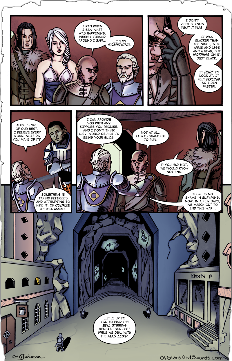 Issue 2 – Page 20: Blacker Than The Night