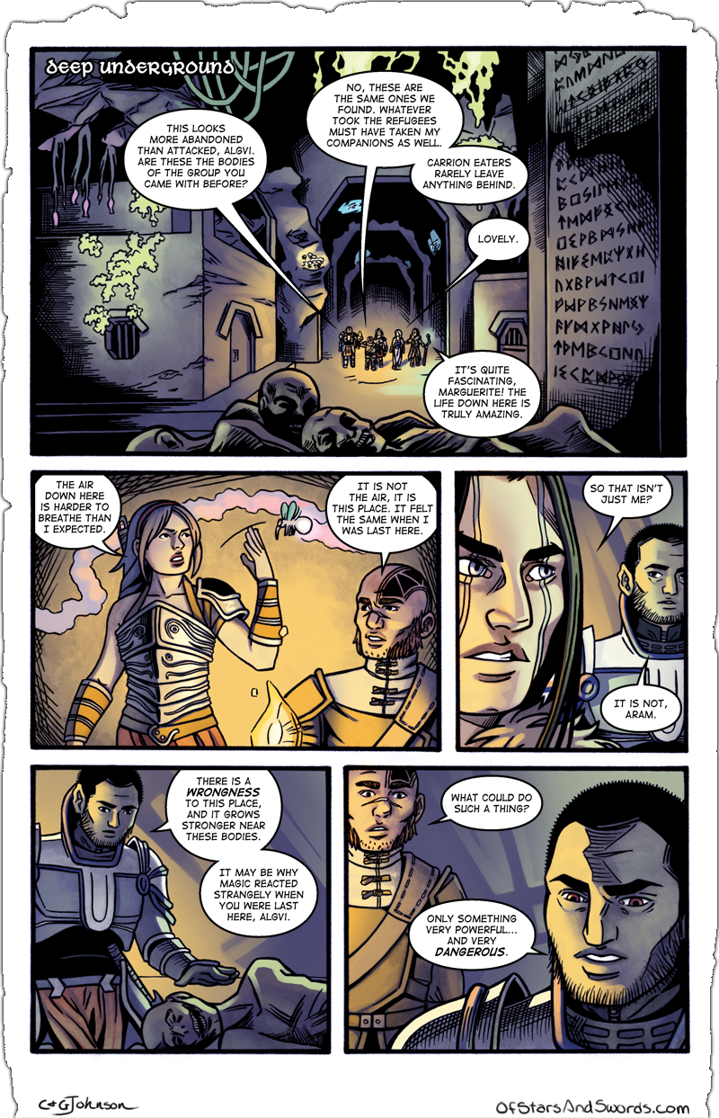 Issue 3 – Page 5: The Waypoint