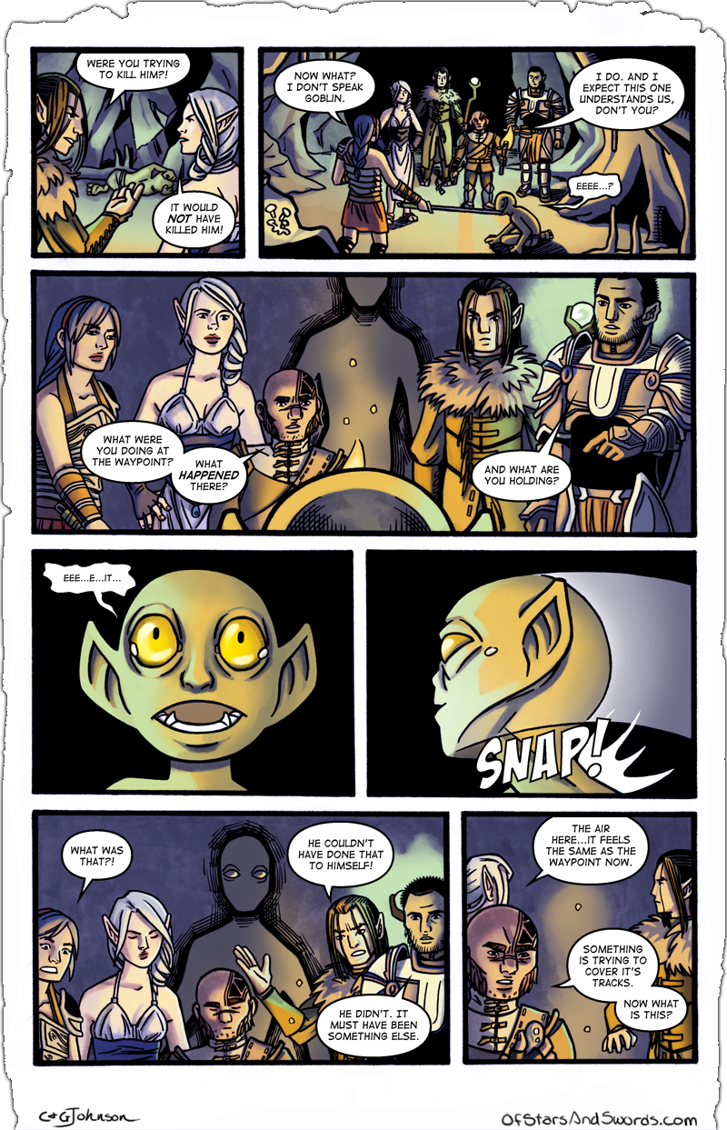 Issue 3 – Page 9: It