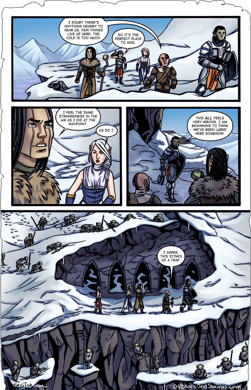 Issue 3 – Page 16: Things Nearby