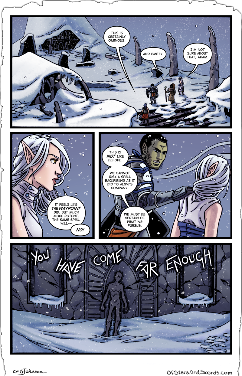 Issue 4 – Page 15: At the Peak