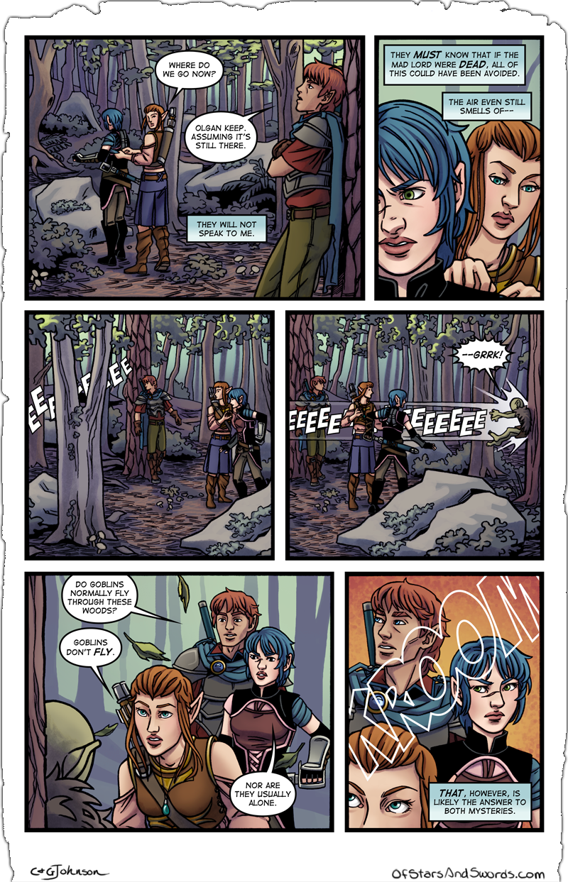 Issue 4 – Page 16: A Short Pause