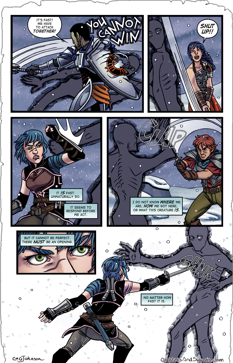 Issue 5 – Page 5: Together
