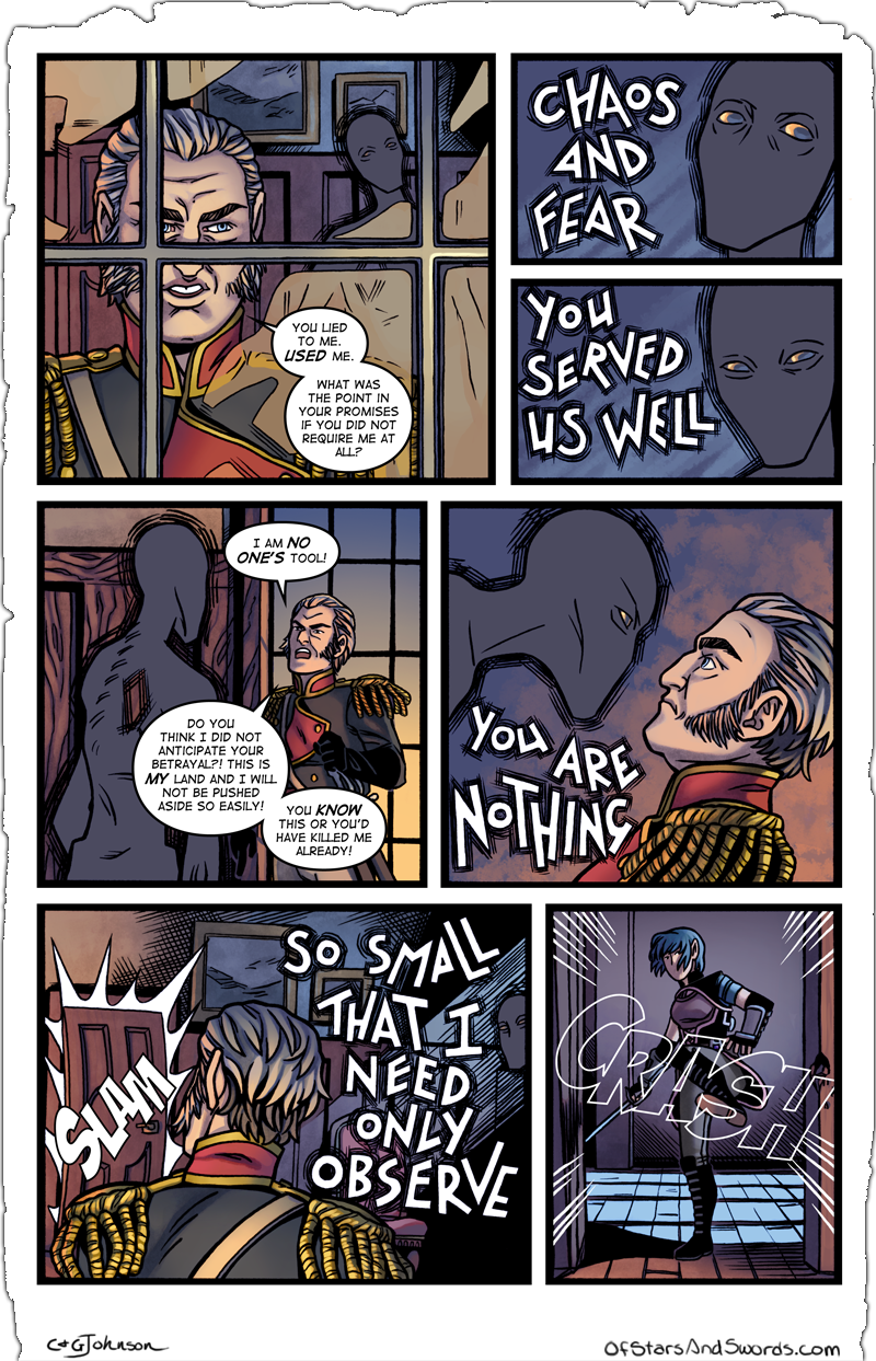 Issue 5 – Page 19: A Brief Meeting