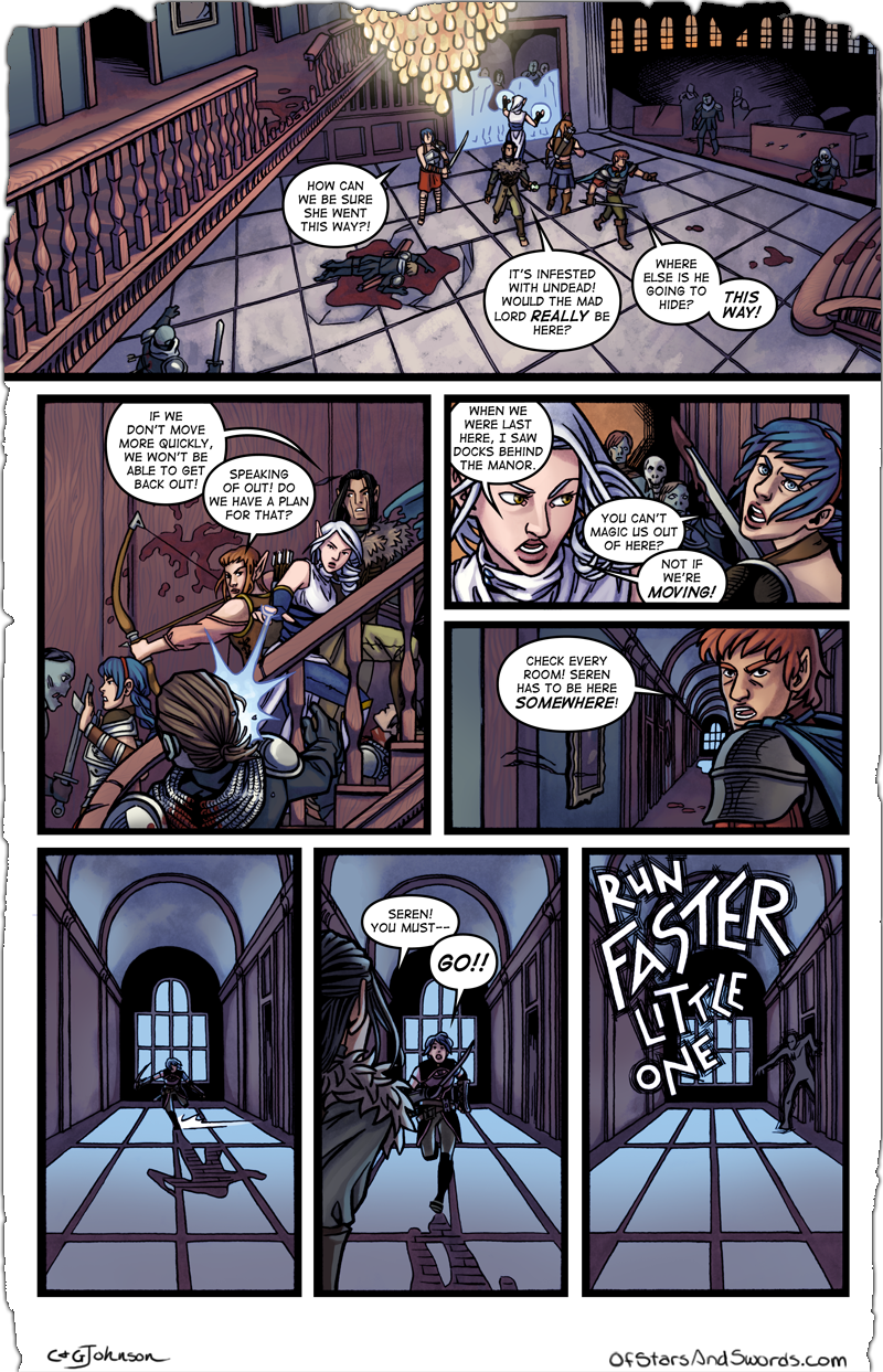 Issue 5 – Page 23: Out