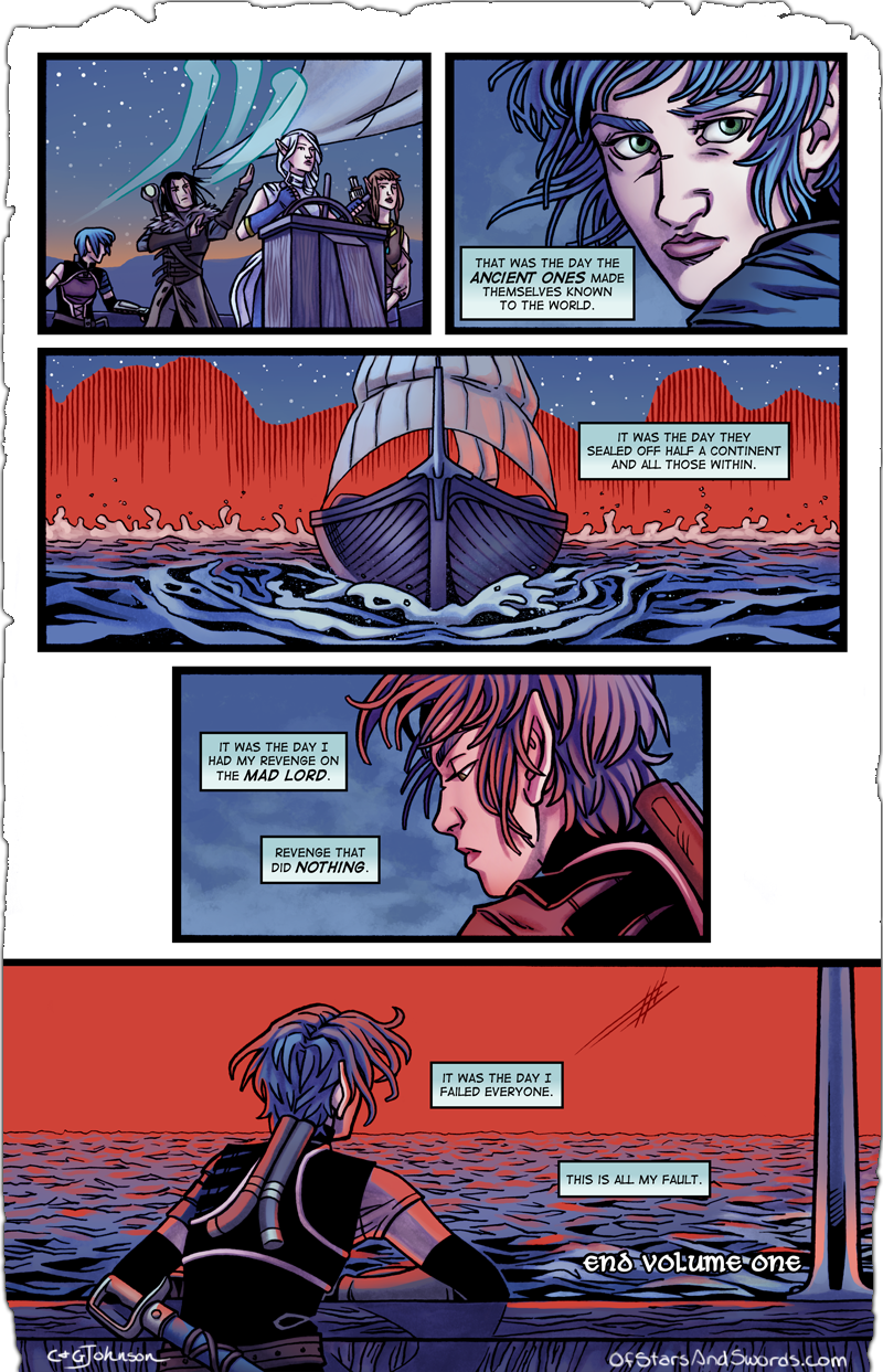 Issue 5 – Page 27: Escape