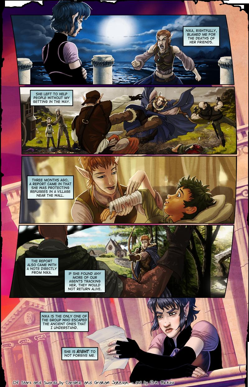 Volume 2 Prologue – Nika