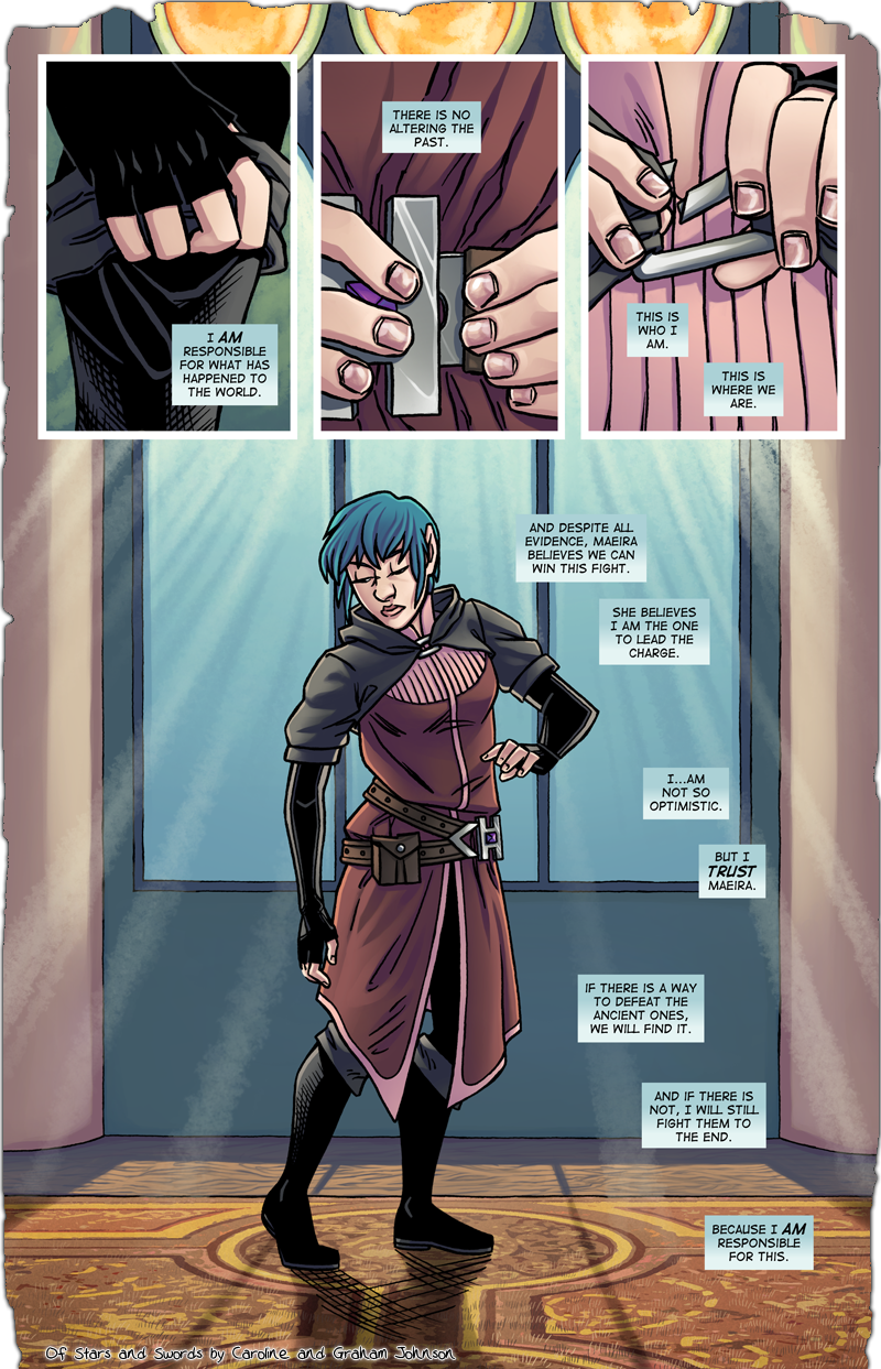 Volume 2 Prologue – Wardrobe P2